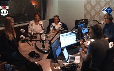 Radio 1 interview bij Langs de lijn