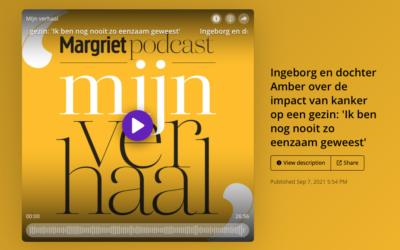 Margriet Podcast: Mijn verhaal